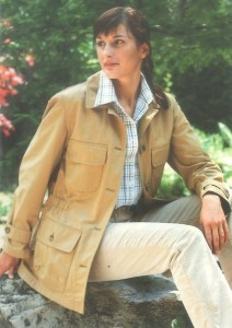 Jakna Ladies Casual Safari Jacket